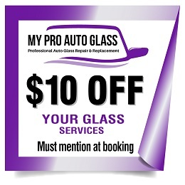 Windshield Replacement By My Pro Auto Glass